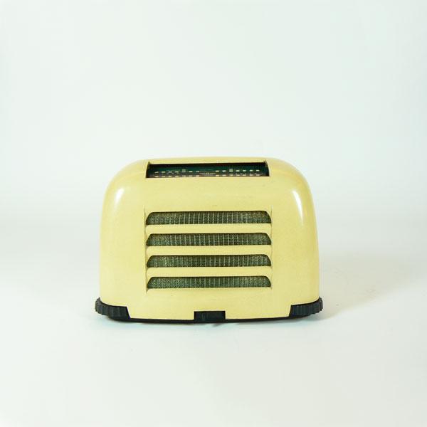 """Radio """"Toaster"""" """"KB"""" Kolster-Brand Limited"""