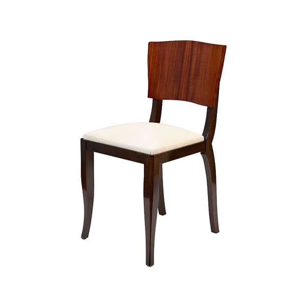 conjunto de 6 sillas art d co francia h 1930 tiempos