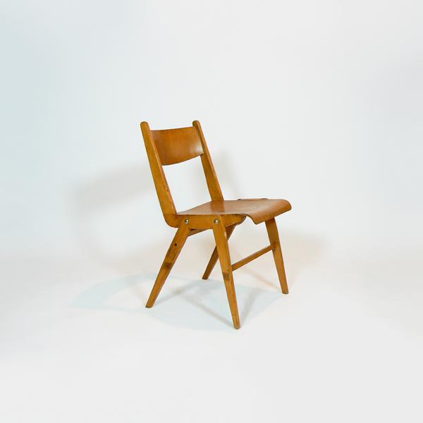 Conjunto de 8 sillas