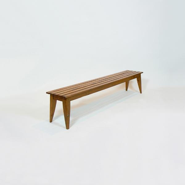 Banco de madera tiempos modernos - Bancos de madera ...