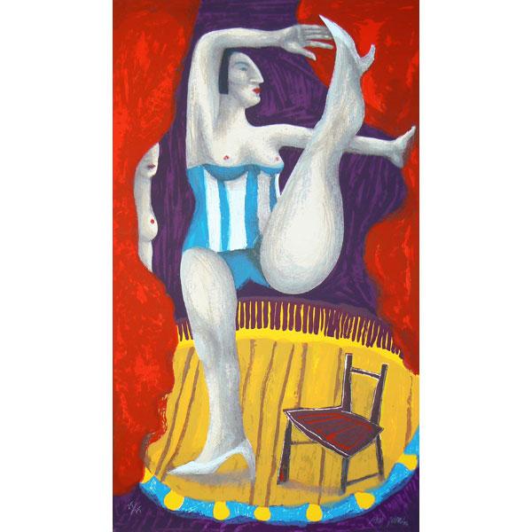 "Ana Juan , Serie ""El Circo"""