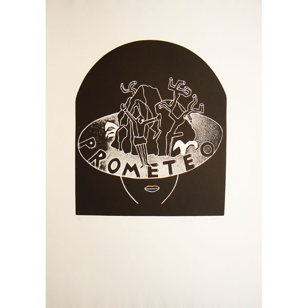 "Eduardo Arroyo ""Sombreros para Alicia"" Prometeo"