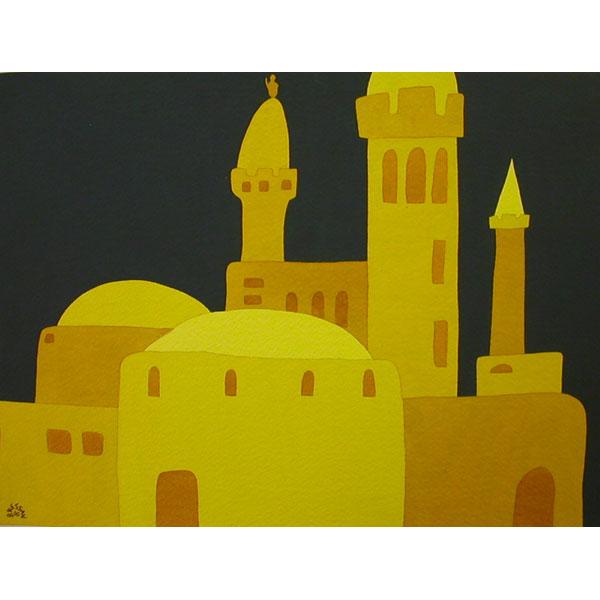 "Enrico Bressan ""Mezquita"""