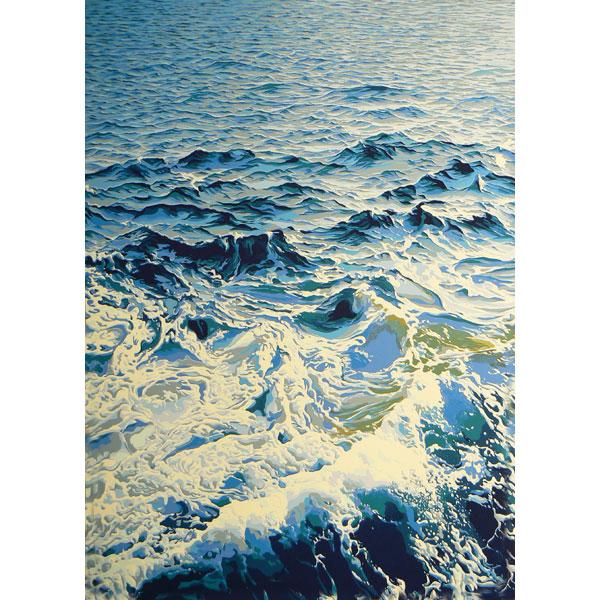 """Eduardo Sanz """"Mar Azul"""""""