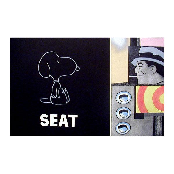"""Fernando Bellver """"Seat , Instrucciones para Perros"""""""