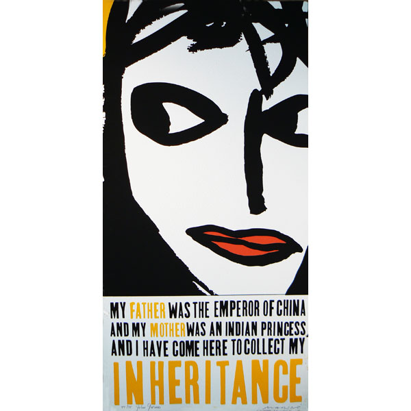"Oscar Mariné ""Inheritage"""