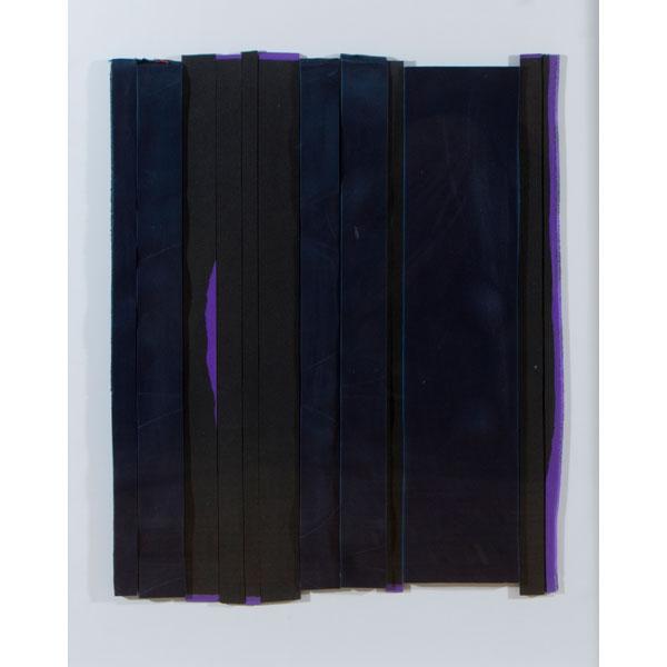 """Vinicio Momoli """"Nexiture Negro y Azul"""""""