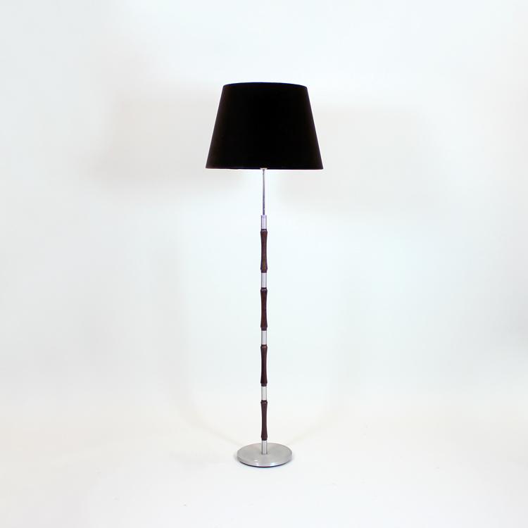 Lámpara de suelo francesa de los años 70