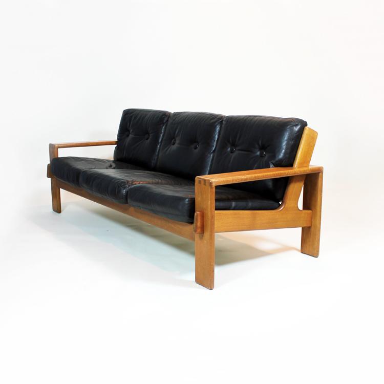 Sofá de 3 plazas estilo Asso