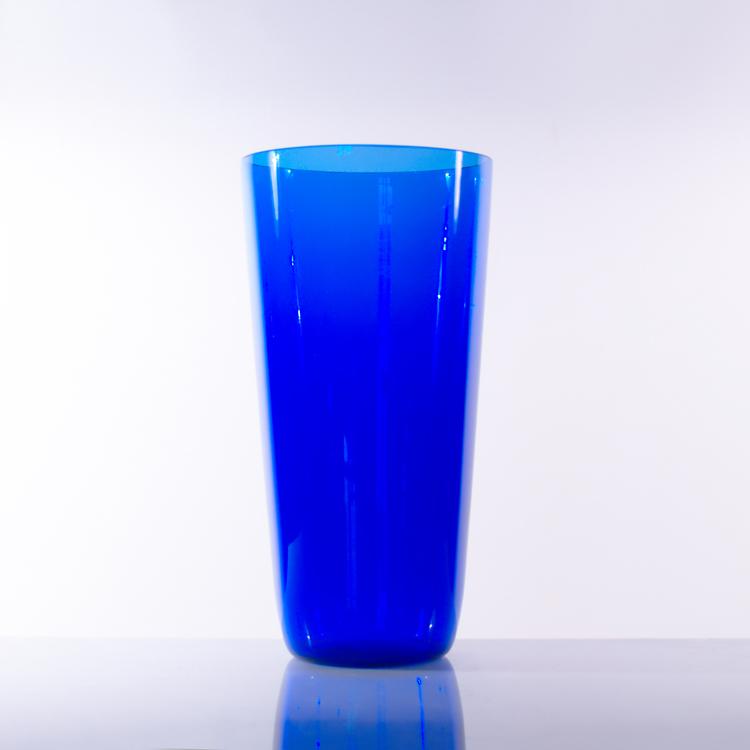 Jarrón. Cristal de La Granja