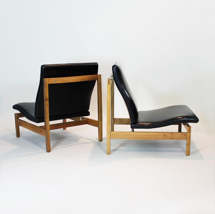 Dos sillones dise o espa ol - Sillones de diseno italiano ...
