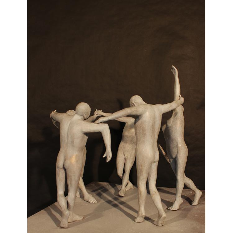 """Esperanza D´ors """" La Danza"""". Homenaje a Matisse"""