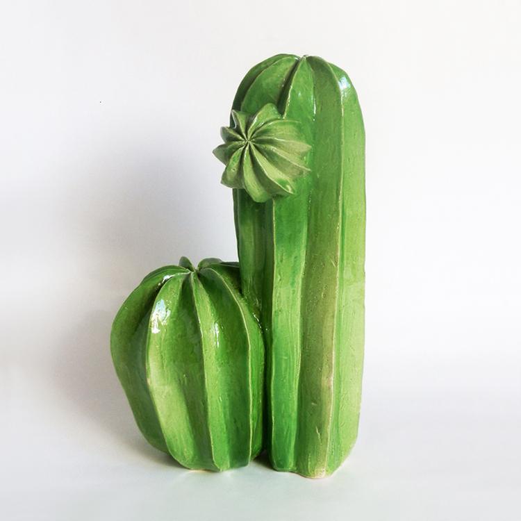 Lina Cofán. Cactus