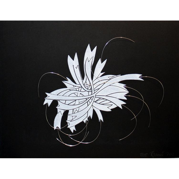 """Muñoz Blanca """"Crisantemo IV"""""""