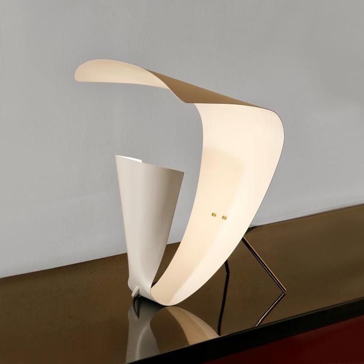 Lámpara de Michel Buffet