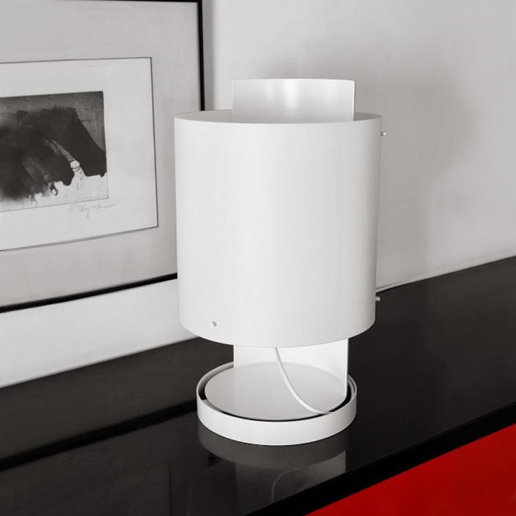 Lámpara de mesa pivotante. Michel Buffet