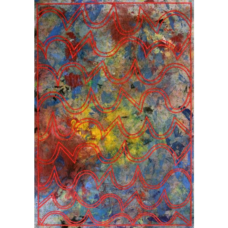 """Alfredo Alcain""""En horizontal"""",2011"""