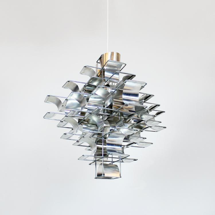 """Lámpara """"Casiopea"""" de Max Sauze"""