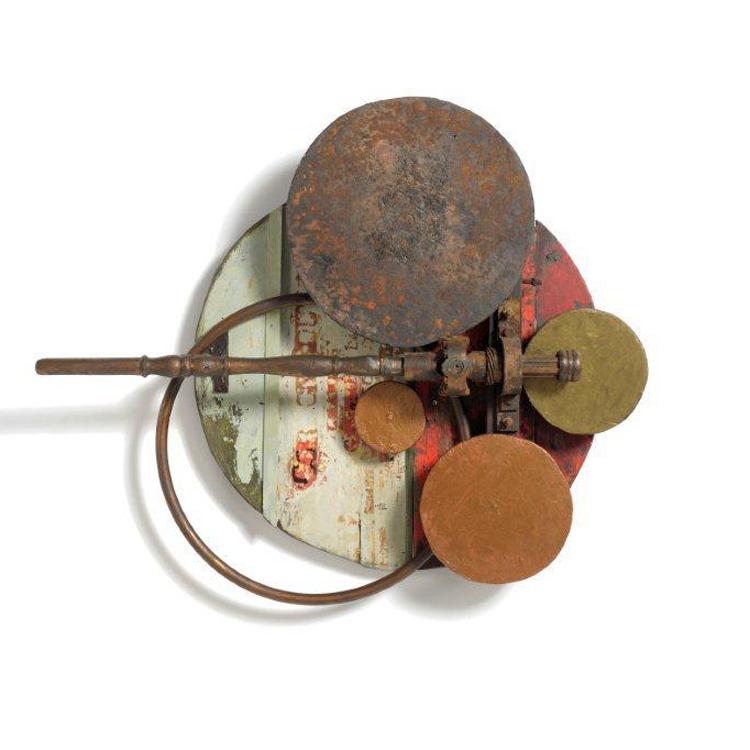 "Janet Nathan, ""Moorings"", 2012"