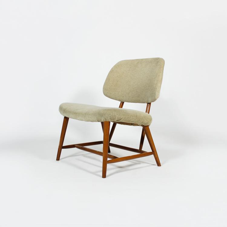 Silla de Alf Svenssn, diseño de 1953