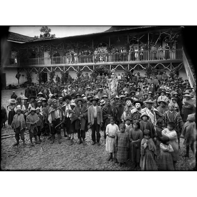 Chambi. Hacienda Angostura