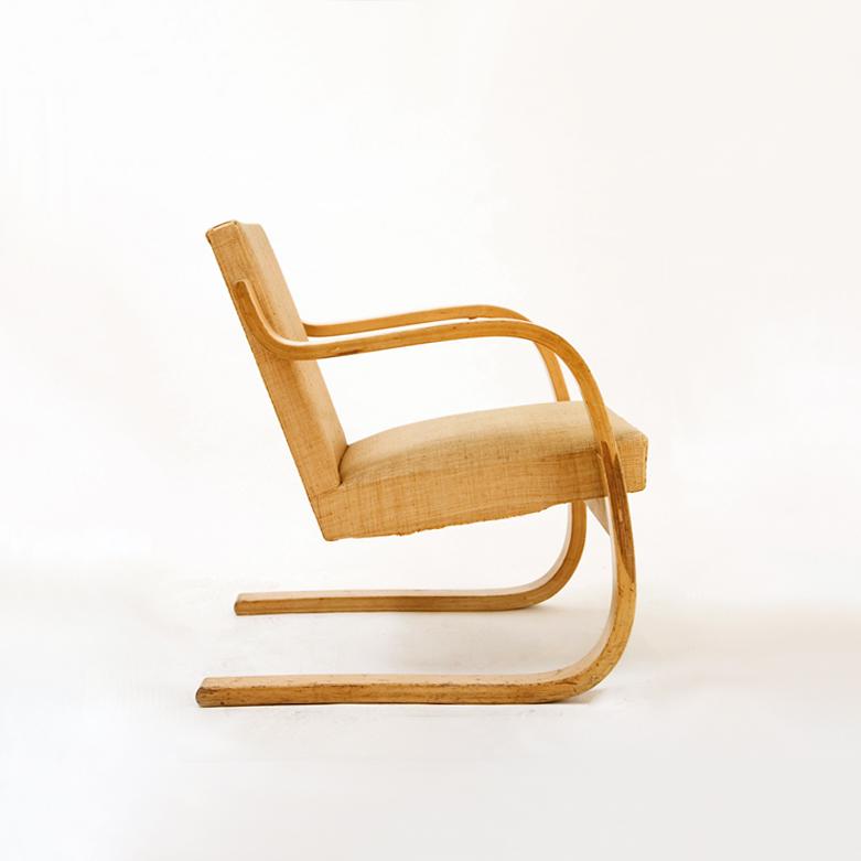 Sillón de Alvar Aalto