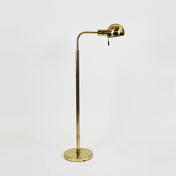 Lámpara de lectura Metalarte. España, 70s
