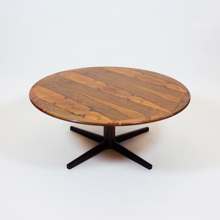 Mesa de centro. Diseño escandinavo, 50s
