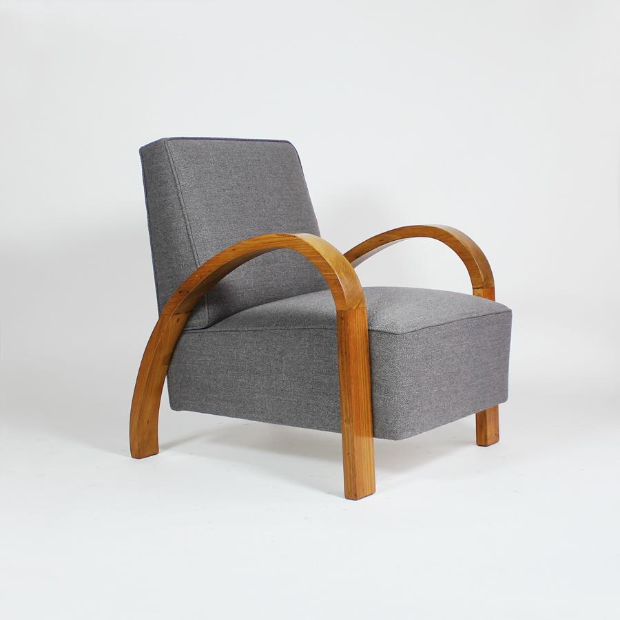 Pareja de sillones Art Dèco