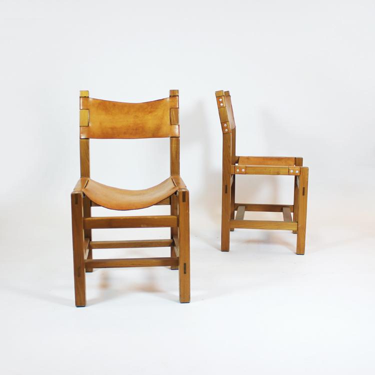 Conjunto de seis sillas de PierresChapo