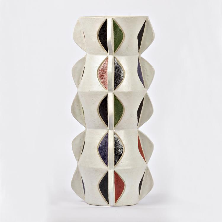 "FRancisco Gálvez. Colección de cerámica 2016, ""Espacial"""