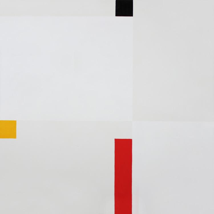 Señales. César Paternosto, 2015