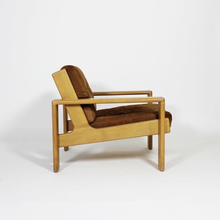 Pareja de sillones ecandinavos, dieseño de los años 60
