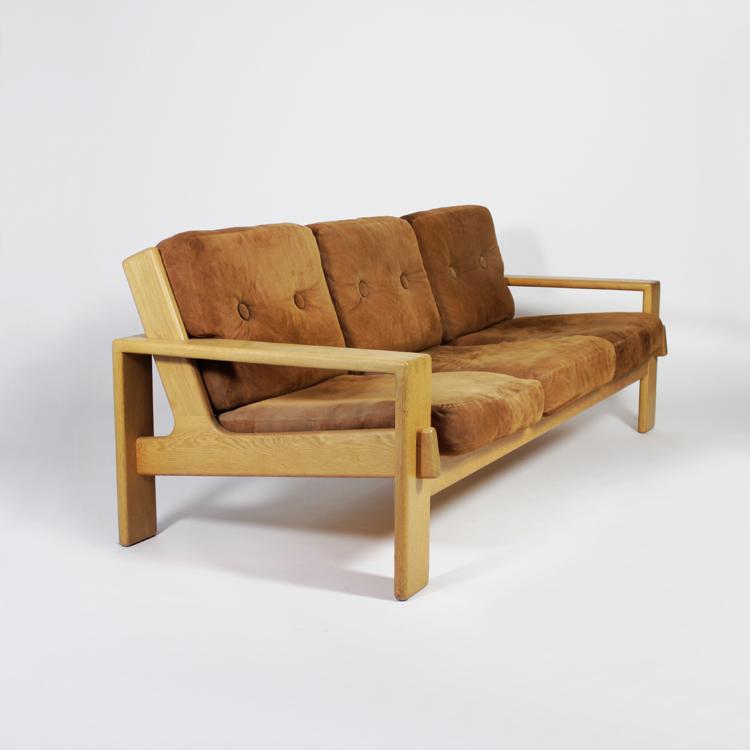 Sofá escandinavo, diseño de los años 60