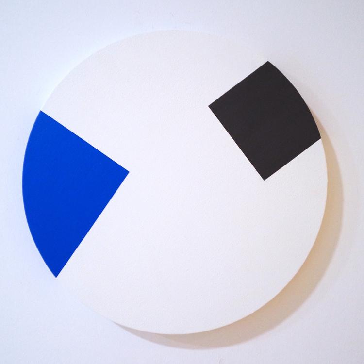 """Toni Ferrer. Composición circular """"MC 4"""""""
