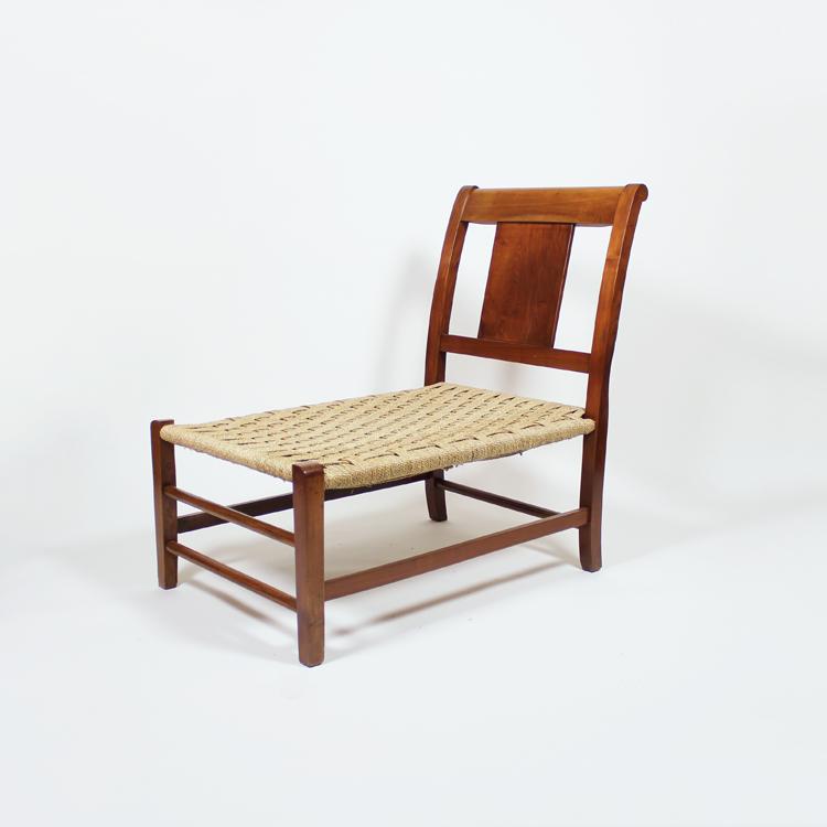 Dos chaise longue. Francia, hacia 1950