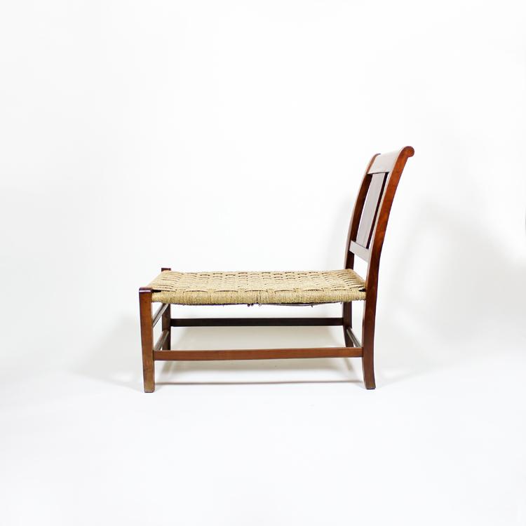 Chaise longue. Francia, hacia 1950