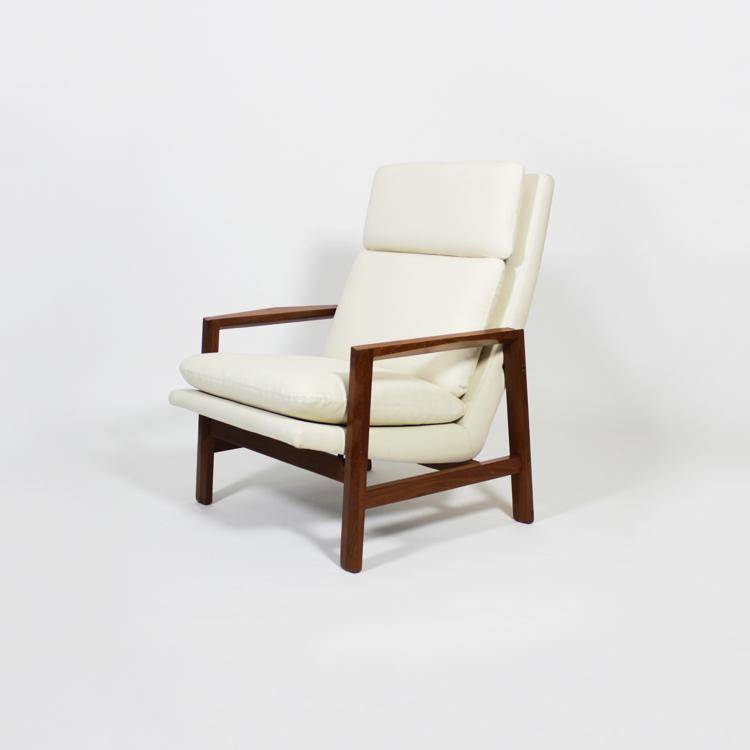 Pareja de sillones. Dinamarca, 60s