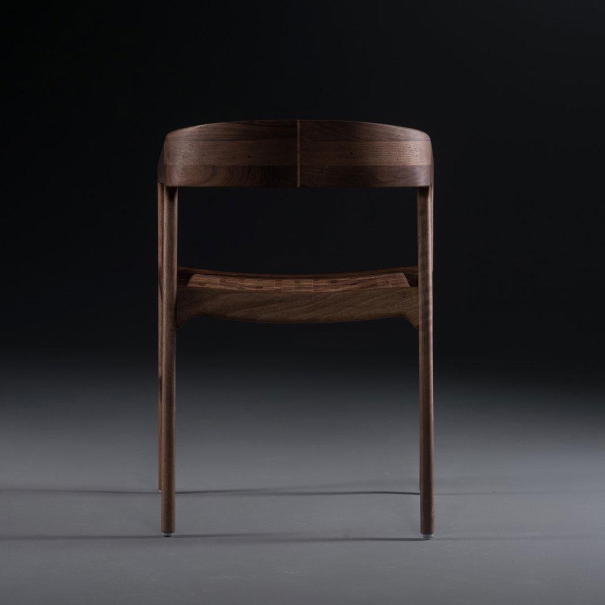 Silla tesa en madera y tapicer a a elegir artesana y - Tapiceria de sillas precios ...