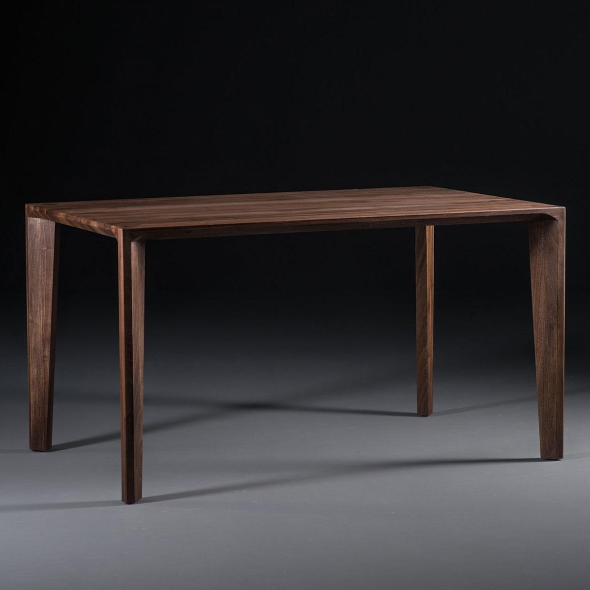Mesa Hanny de Artisan, diseño vanguardista y artesano realizado en maderas de primera calidad, en Europa