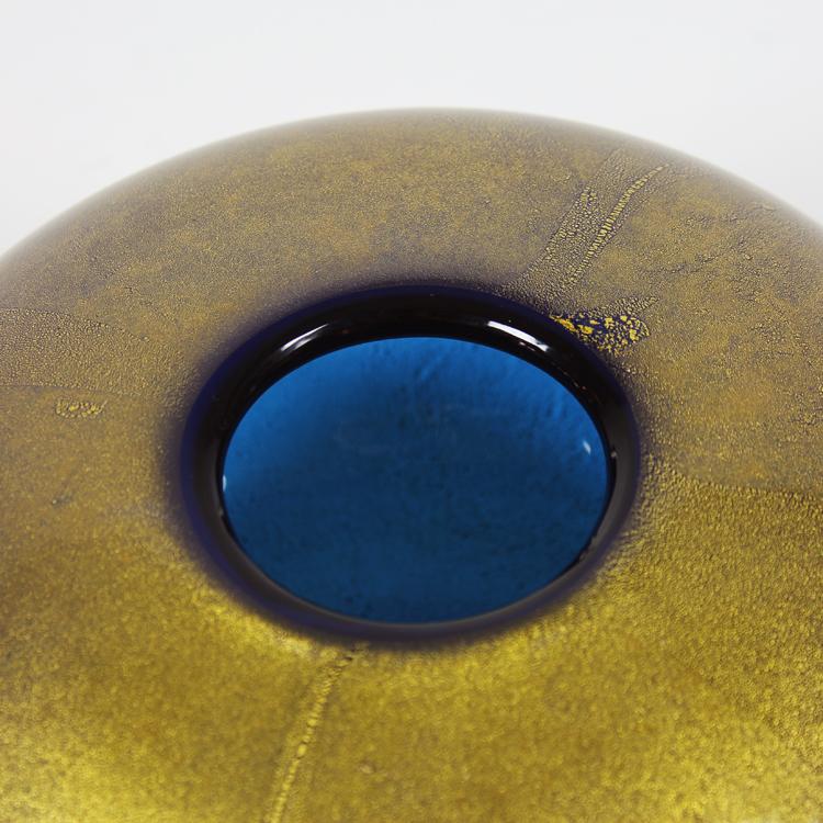 Centro de cristal Venini. Murano, años 50. Detalle