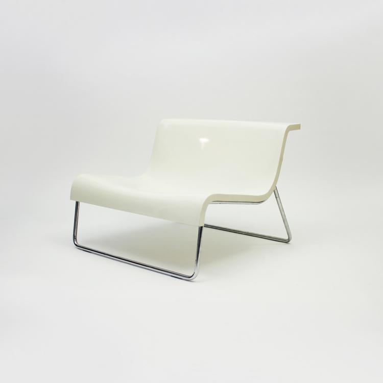 Sillón modelo Form de Piero Lissoni