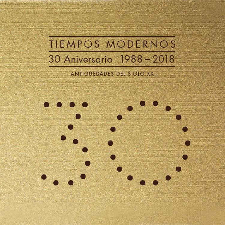30 aniversario Tiempos Modernos