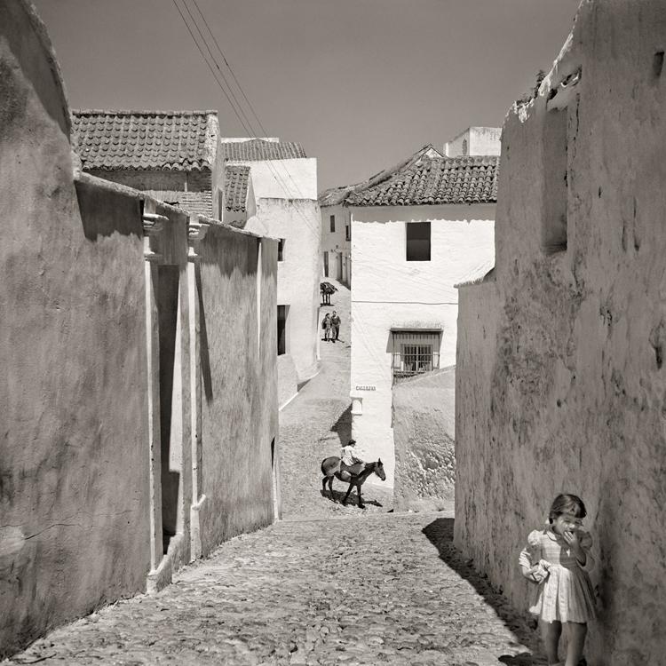 Setenil. Cádiz 1959. NIcolás Muller