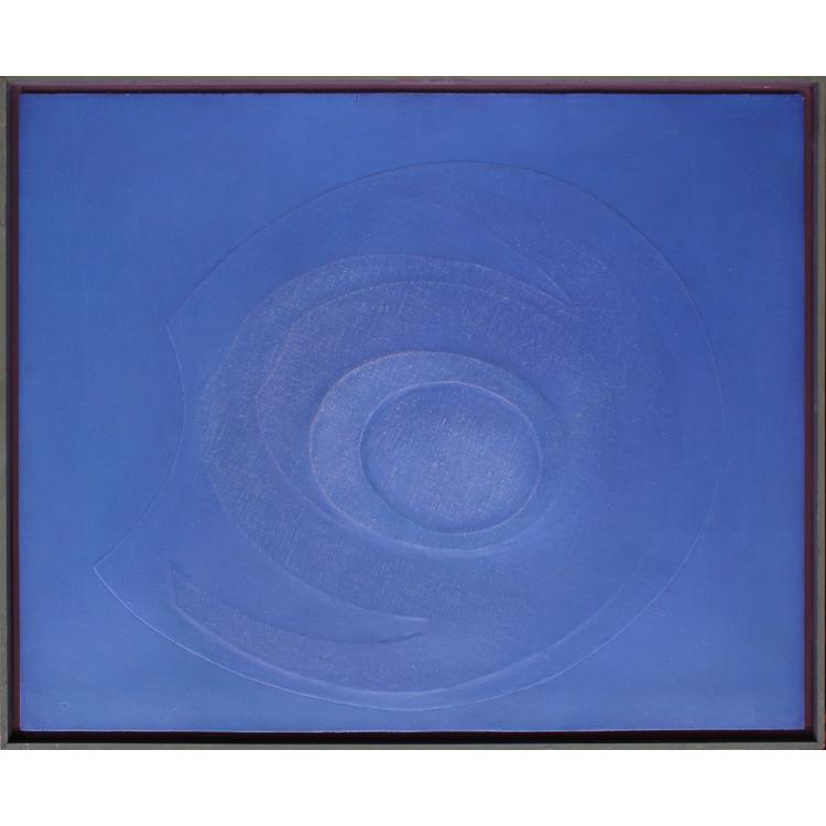 Azul-O, 1968. Salvador Victoria