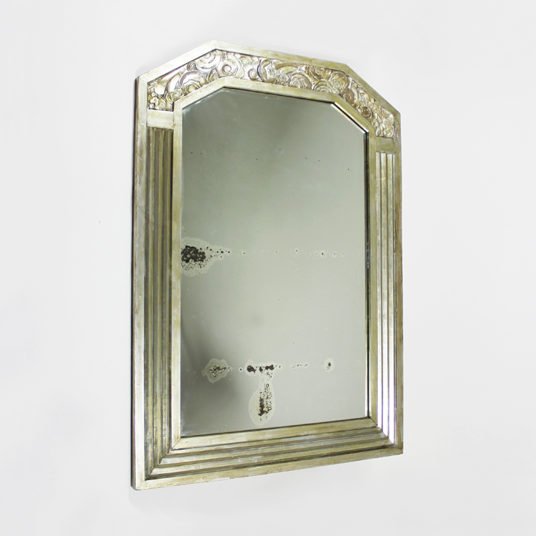 Espejo Art Déco francés años 40
